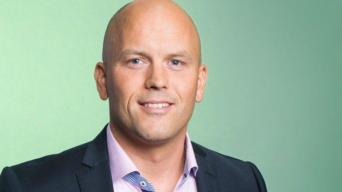 Peter Strömberg, CIO, Avanza