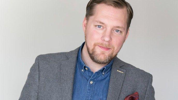 Günther Mårder, vd, Företagarna