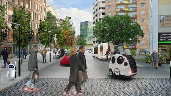 Den smarta staden