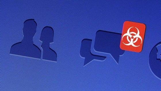 Se upp för nytt Facebook-virus