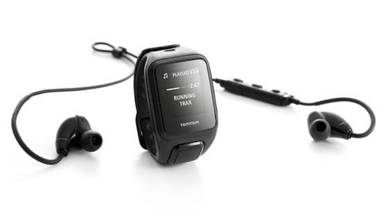 Tomtom Spark Cardio + Music + Bluetooth Headphones