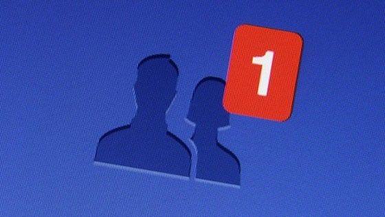 Vänförfrågan på Facebook