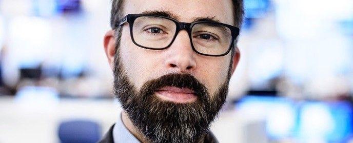 Fredrik Ögren, devopschef på Bonnier News