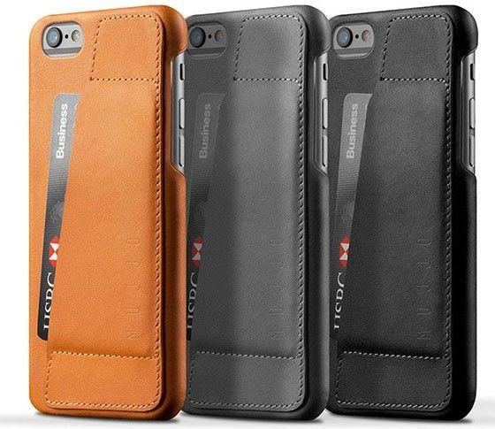 Mujjo Leather Wallet
