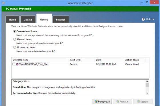 Windows far censur mot spel