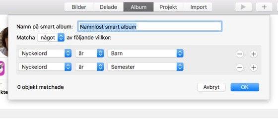 Smarta album