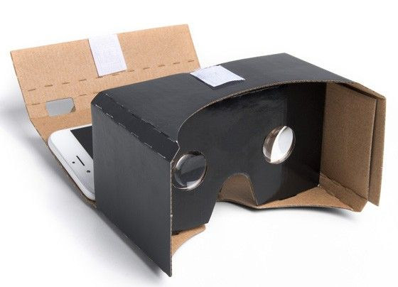VR Black Box vr-glasögon