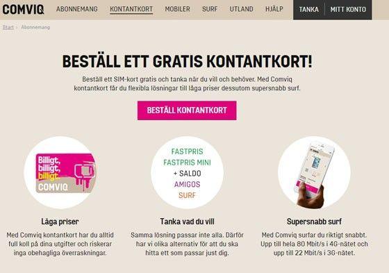 billigaste mobila bredband kontantkort