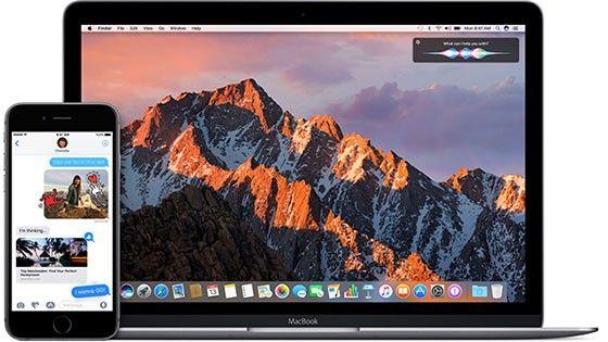 Betatesta IOS 10 och Mac OS Sierra