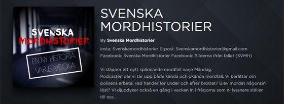 Mordhistorier