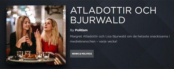 Atladottir och Bjurwald