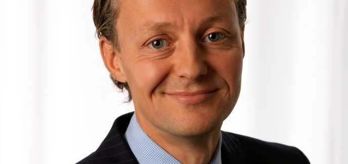Evrys Sverigechef Fredrik Almén