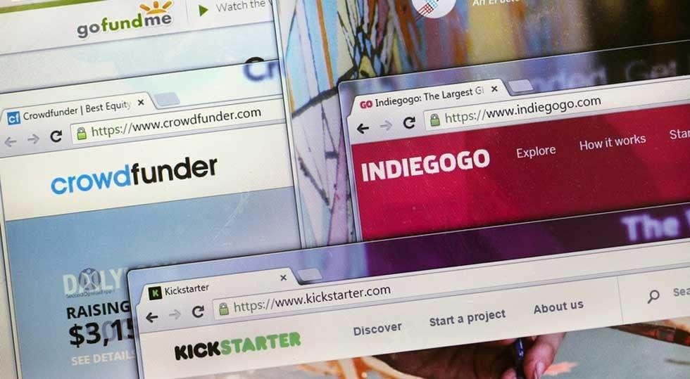 hur fungerar kickstarter