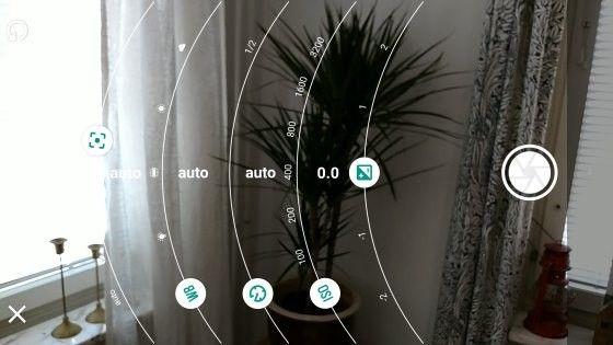 Moto Z kameraapp