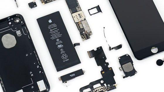 Så mycket kostar Iphone 7 att tillverka
