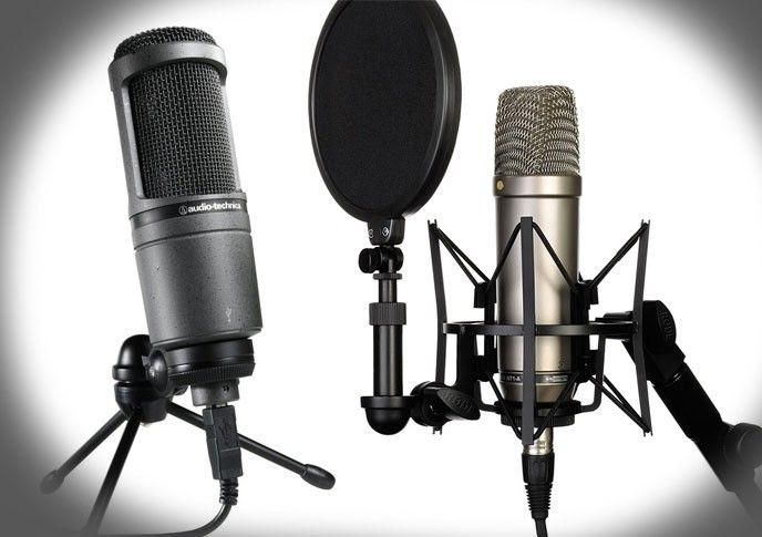 mikrofoner podcast