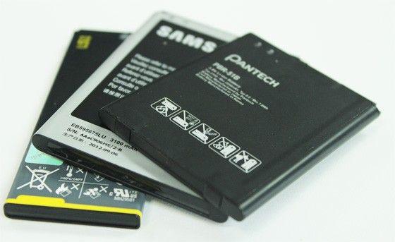 mobilbatterier