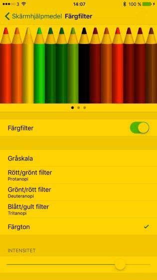 Färgfilter
