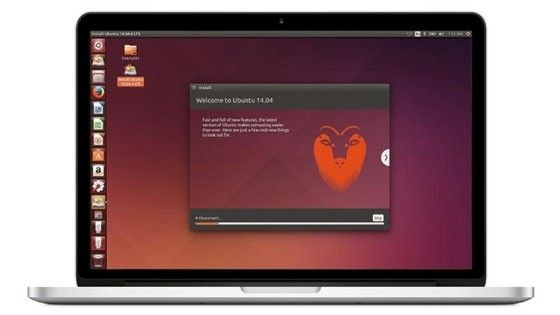 Linux på Mac