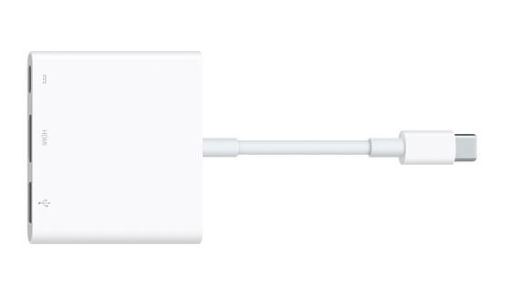 Usb-c Digital AV Multiport-adapter
