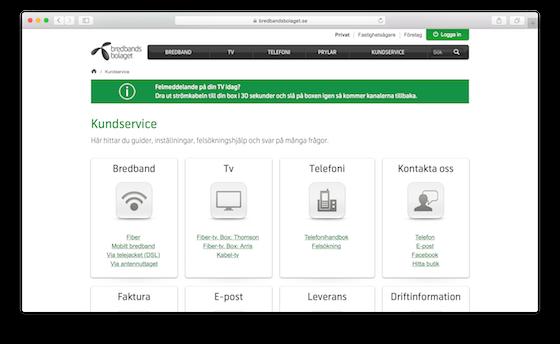 bredband adsl leverantörer