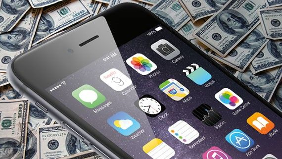Iphone ger klirr i Apples kassa