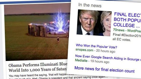 Fejknyheter