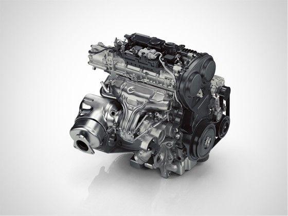 Volvo V90 motor