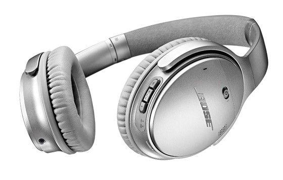 Trådlösa hörlurar brusreducering Bose QC35