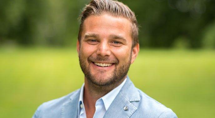 Niklas Huss, strateg på SAS Institute.