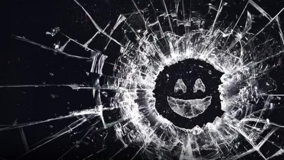 Netflix 4k Black Mirror