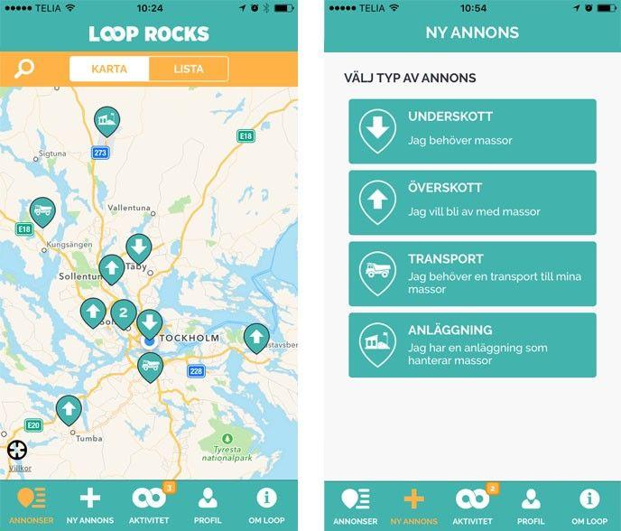 Loop Rocks