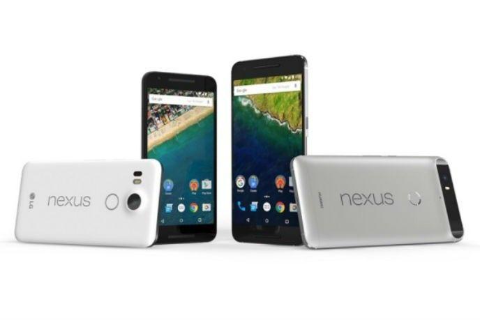 Nexus-telefoner