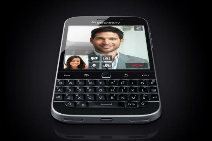 Blackberry-telefon