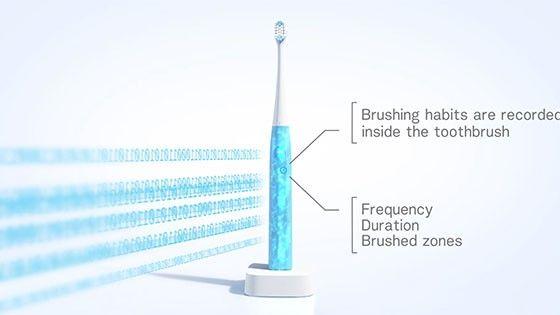 Ara den intelligenta tandborsten
