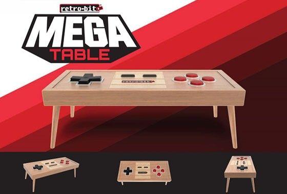 Mega table