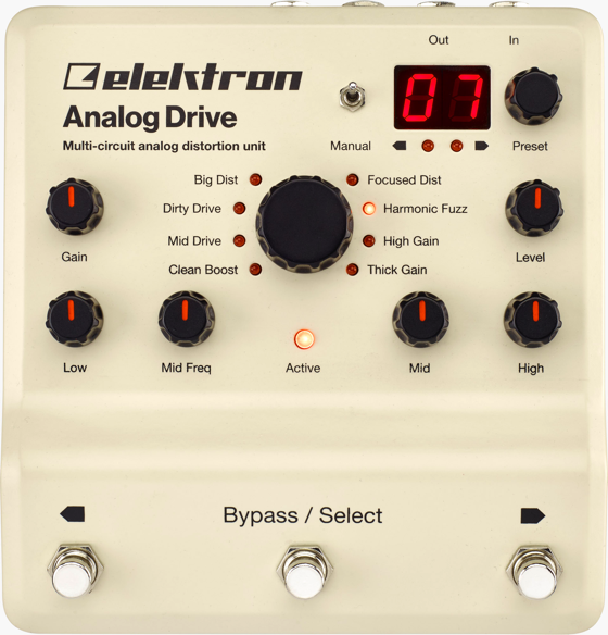 Analog Drive