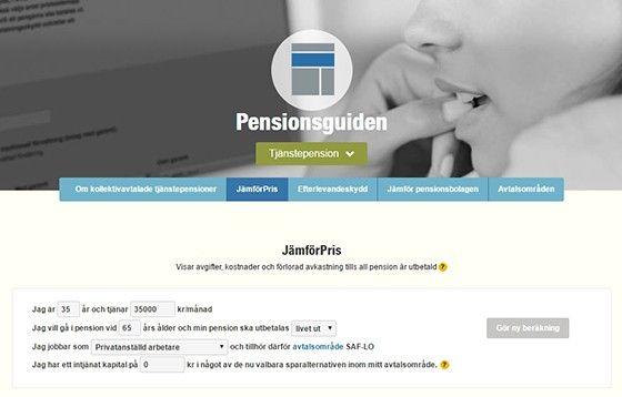 Pensionsguiden