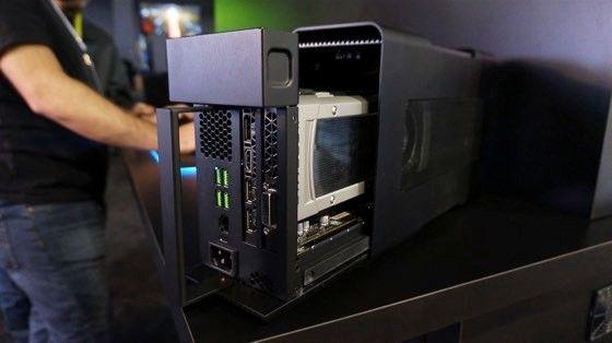Ansluta GPU