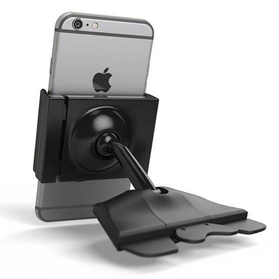 CD mount mobilhållare iphone