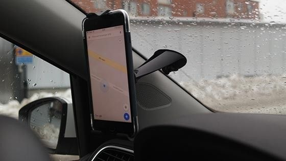 unisynk mobilhållare iphone
