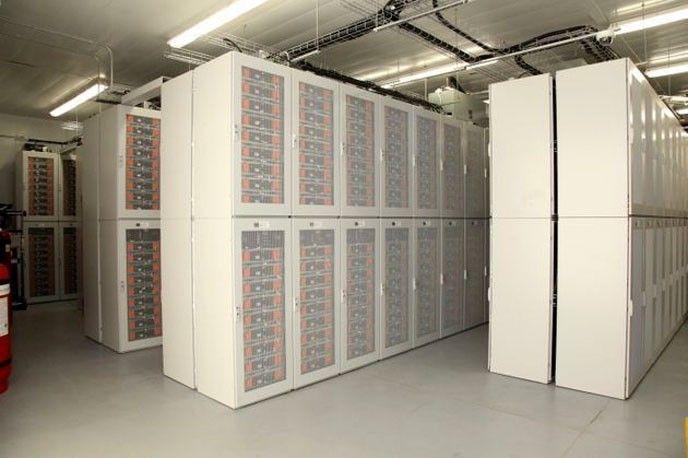 Techachapi Energy Storage Project