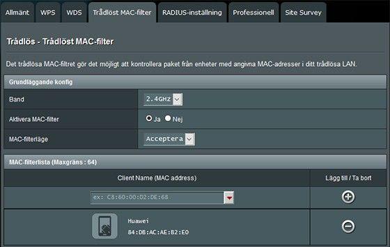 Mac-adress
