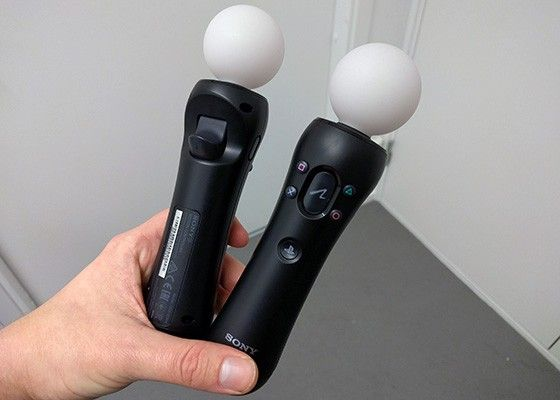 VR - Playstation Move