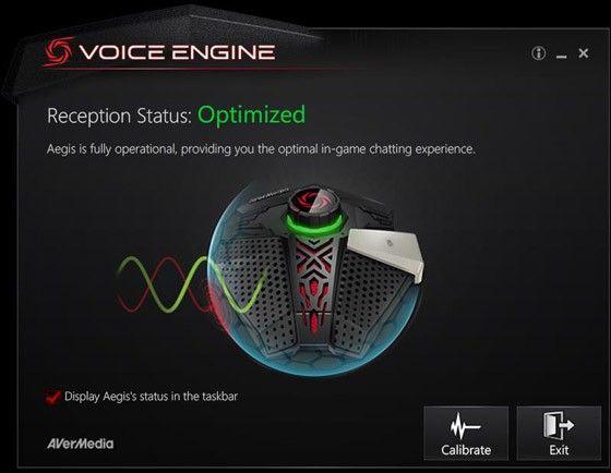 Avermedia Aegis  Smart usb-mikrofon fixar bullret - PC för Alla e5032a3ea8d77