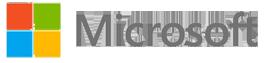 Microsoft logotyp