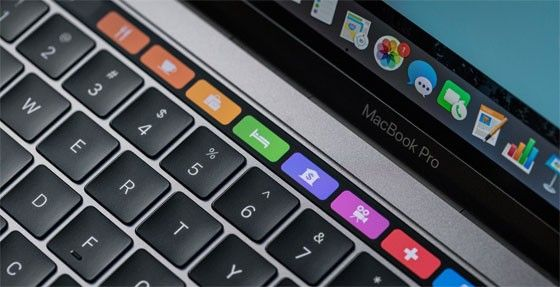 Maccbook Pro Touch Bar