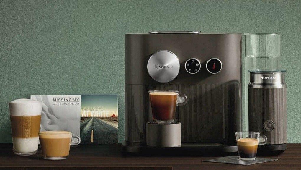 Test: Nespresso Expert – uppkopplad kaffemaskin med kapslar