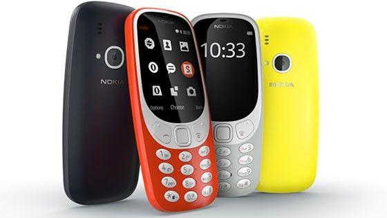 Nya Nokia 3310
