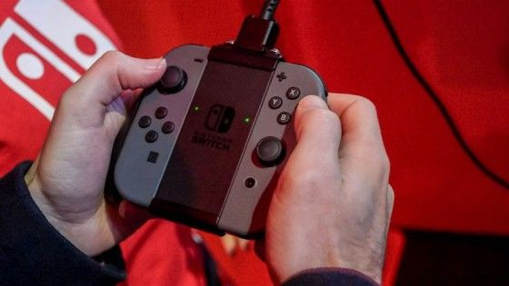 Nintendo Switch Handkontroll